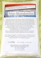 Sango Meereskorallen Kalkpulver