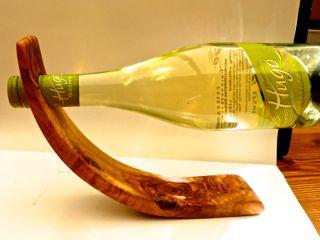 Weinflaschen Halter